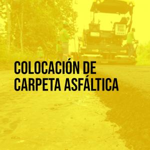 Colocación de carpeta asfáltica | Asfaltoperú